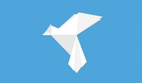 origami bird logo 30 amazing origami inspired logo designs idevie