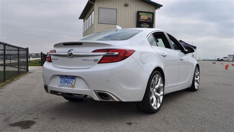 2016 Buick Regal Gs by Track Drive Review 2016 Buick Regal Gs