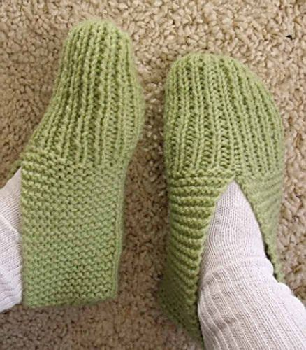 how to knit booties for adults best 25 knit slippers pattern ideas on free