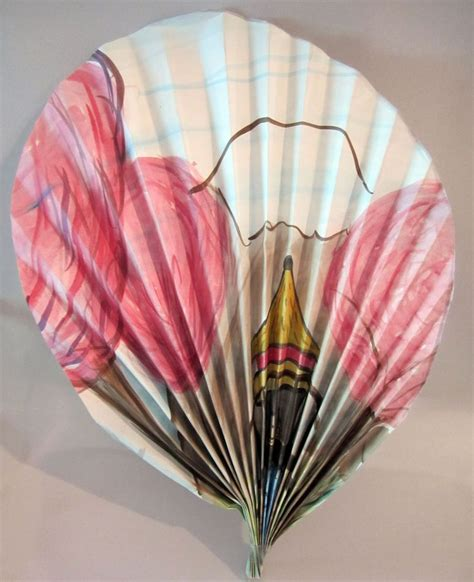 japanese paper fan craft 17 best images about diy voor meisjes on