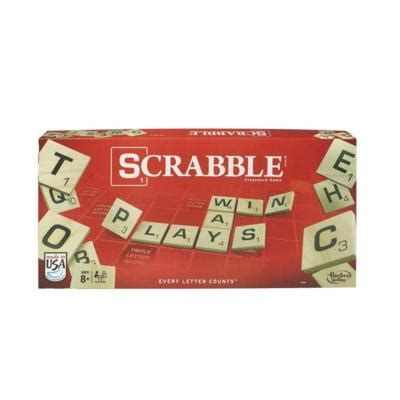 hasbro official scrabble word finder scrabble board for ages 8 years and up hasbro