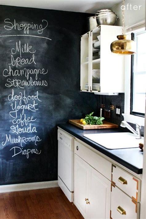 chalkboard paint kitchen kitchen chalkboard paint kitchen