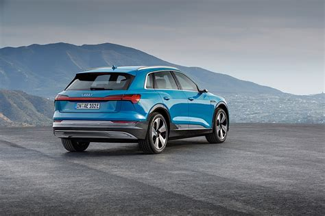 Audi Etron by Audi E Suv Comes With New Quattro For 79 900 Euros