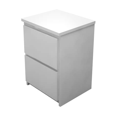 cad and bim object malm commode 2 tiroirs variante 2 ikea