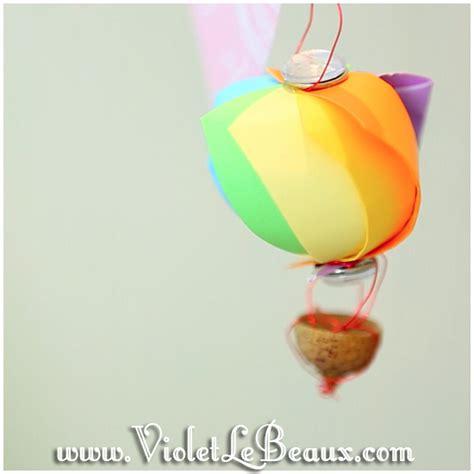air balloon origami pin origami air balloon easy on