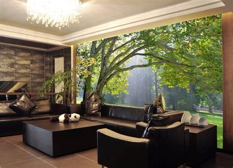 wallpaper design home decoration 3d mural wallpaper scenery for living room tv background