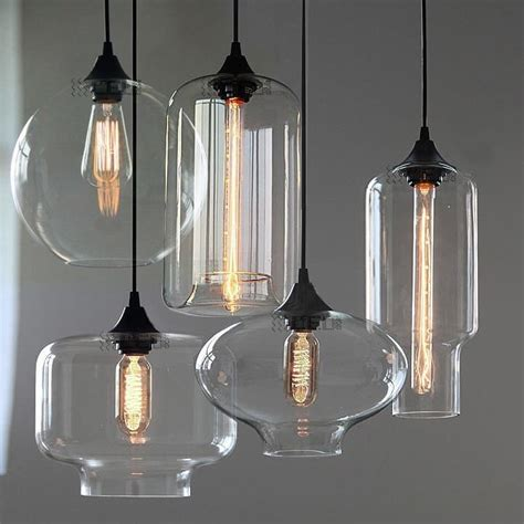 kitchen hanging pendant lights new modern retro glass pendant ls kitchen bar cafe