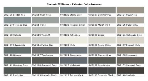paint colors gray tones grey tones for exterior paint
