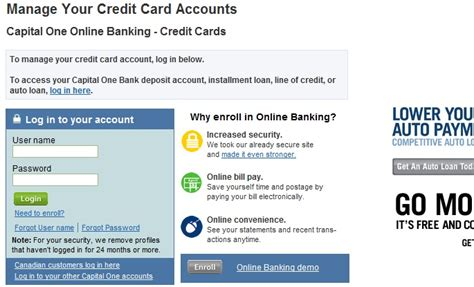 make a payment on my capital one credit card capital one make payment minikeyword