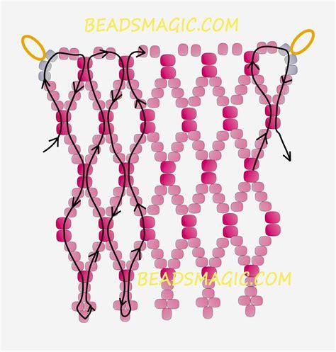 free beading patterns seed begendiklerim on bead crochet patterns bead