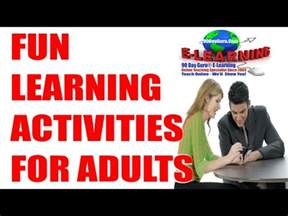activities for adults activities learning activities for adults