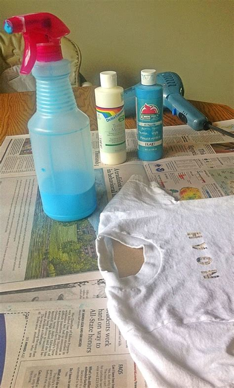 acrylic paint on t shirts best 20 spray paint shirts ideas on paint