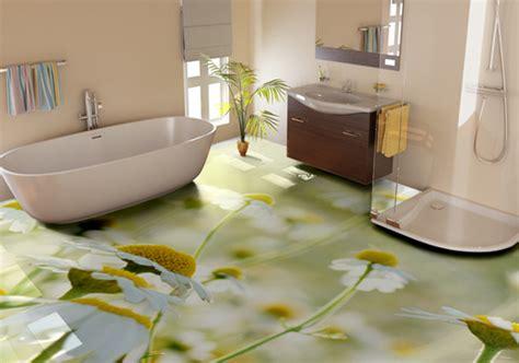 3d bathroom flooring guide to 3d flooring and 3d bathroom floor designs