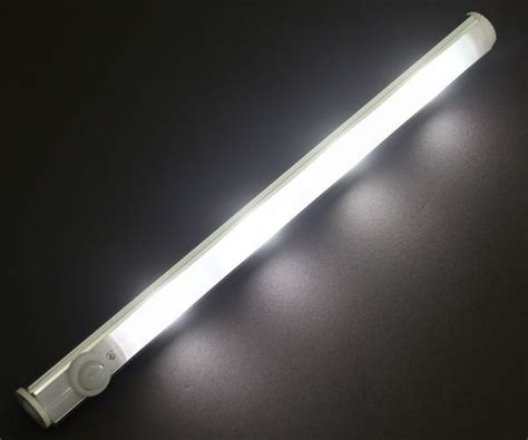 led light stick lights up automatically when a person is