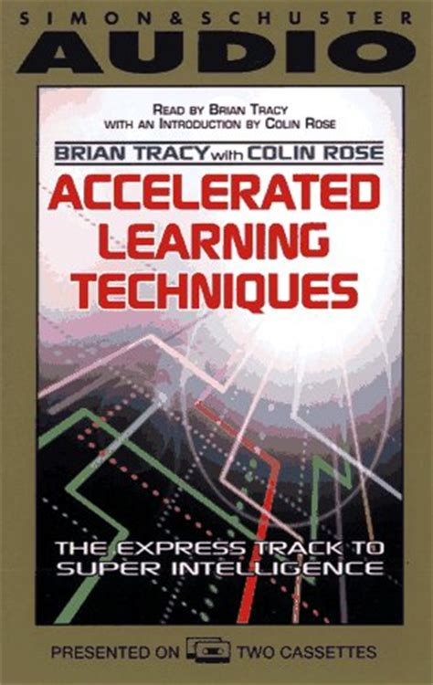 picture book techniques accelerated learning techniques by brian tracy reviews