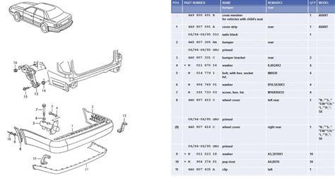 airbag deployment 1991 audi 100 spare parts catalogs service manual 1989 audi 100 rear bumper removal service manual 1996 audi riolet front