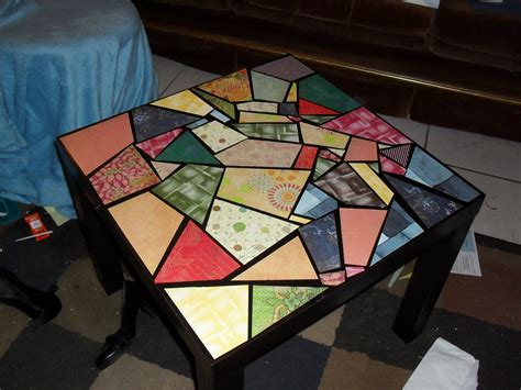 how to decoupage furniture with paper decoupage points for creativity