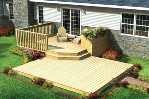 patio plans and designs 32 wonderful deck designs to make your home extremely