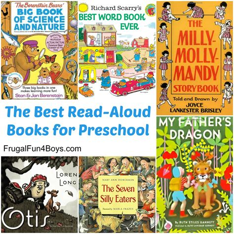 read aloud picture books favorite read aloud books for preschoolers frugal