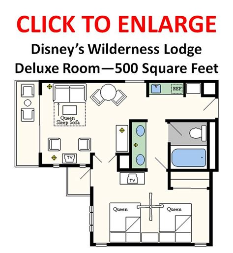 disney floor plan floor plans of walt disney world resort hotels