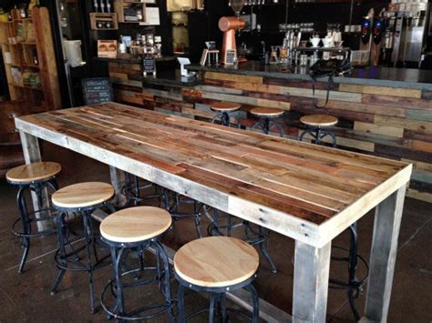 kitchen cafe table 25 best ideas about bar tables on bar height