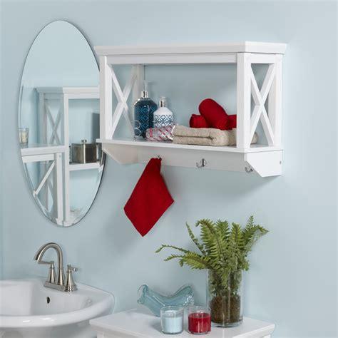 white shelves for bathroom 20 best wooden bathroom shelves reviews