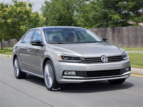 2016 volkswagen passat b7 pictures information and