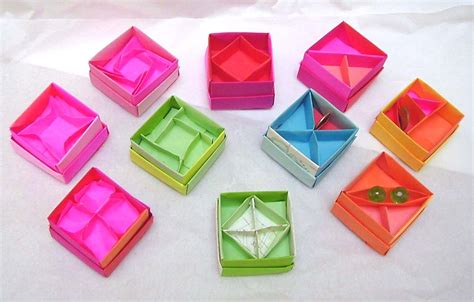 origami box with divider divulgando アクセサリー 折り紙 鬼 折り紙 折り方 簡単 折り紙 遊び道具 折り紙 封筒 簡単