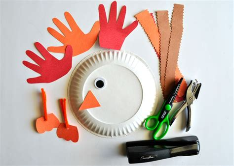 paper plate chicken craft paper plate chicken craft for i crafty things