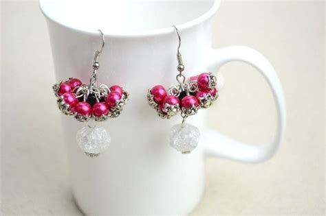 unique jewelry ideas to make diy bridesmaid jewelry earrings out of pearls 183 how to