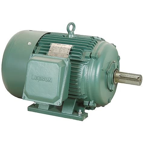 200 Hp Electric Motor by 200 Hp 1800 Rpm 460 Vac 3 Ph 447t Leeson Motor 3 Phase
