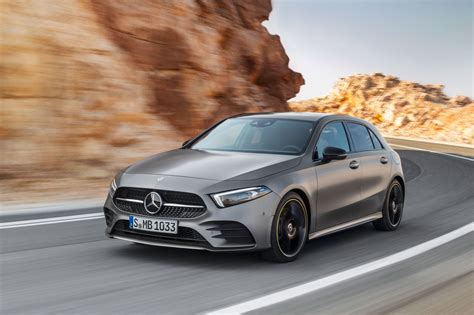 Mercedes A Class by New Mercedes A Class New Diesel Engine Options On Offer