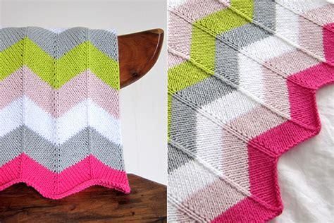 Chevron Knitting Pattern A Knitting