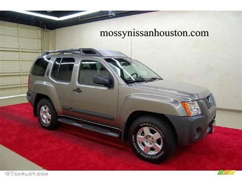 xterra paint colors 2006 granite metallic nissan xterra s 1609556 gtcarlot