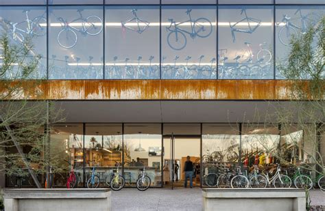 Home Interior Arch Designs debartolo architects weathering steel bicycle gallery