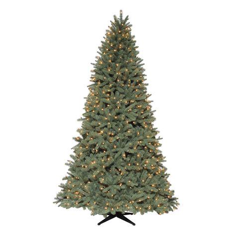 sears trees pre lit whitmore pine tree sears roebuck 7 5 ft pre lit sears