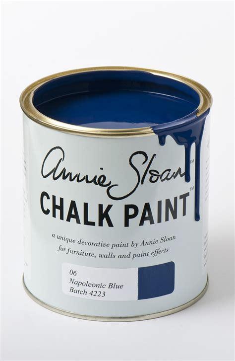 chalk paint blue sloan napoleonic blue chalk paint 174