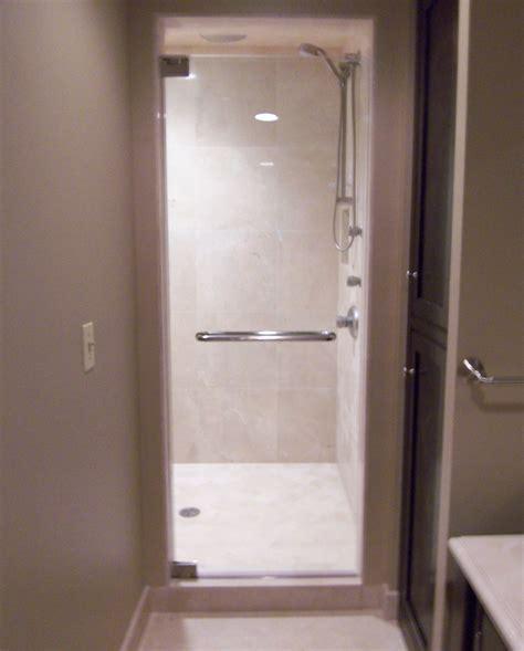 shower doors frameless single shower doors frameless shower doors