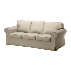 ikea sofa slipcovers ektorp sofa cover tygelsj 246 beige ikea
