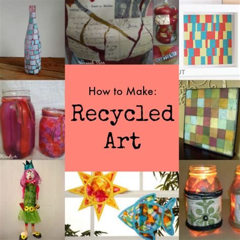 recycled material crafts for 12 recycled projects for everyone favecrafts