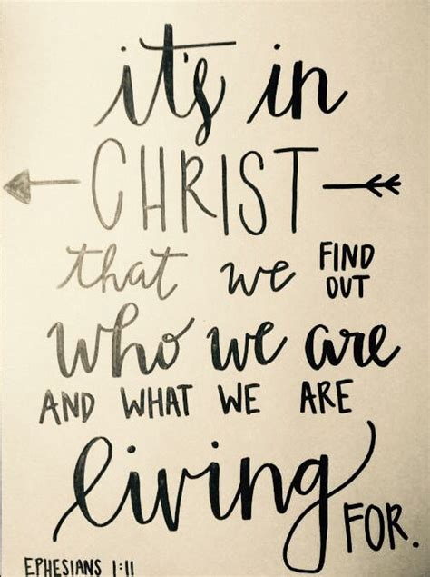 Bible verse tattoos에 관한 상위 25개 이상의 Pinterest 아이디어   의미있는 ... Ephesians 1:11