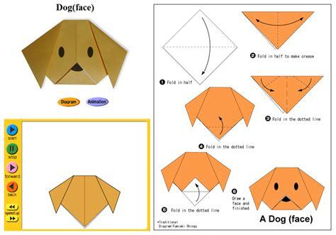 origami dogs origami breeds comot