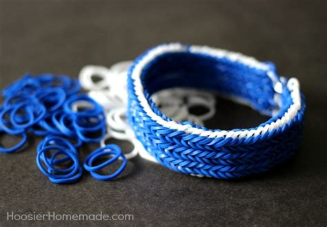 make rubber band jewelry how to make a fishtail rubber band bracelet
