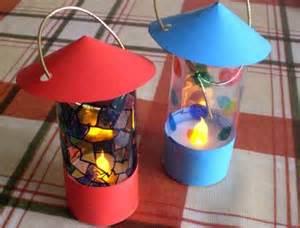 paper craft lanterns best 25 lantern craft ideas on paper