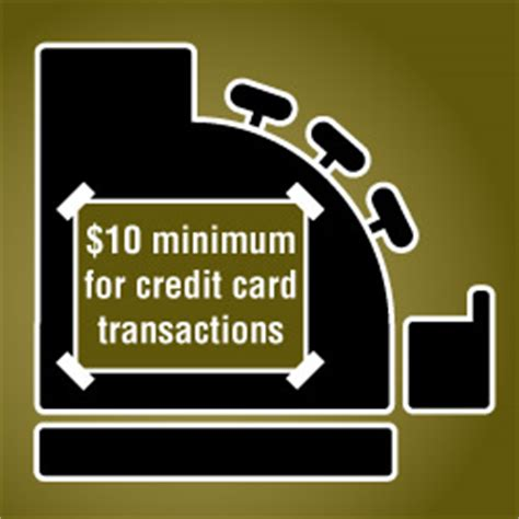 make minimum payment on credit card it s the merchants may require up to 10 minimum