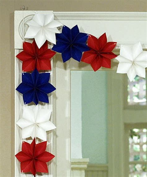 paper decoration crafts 19 paper decoration ideas for the 4th of july digsdigs