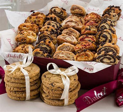 gift boxes for cookies dulcet gift baskets sweet success gourmet