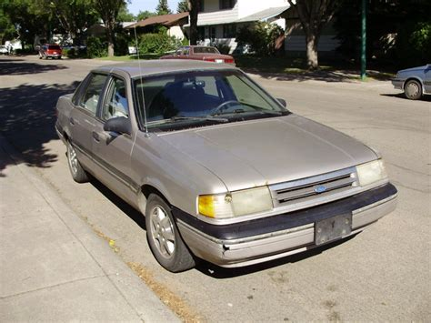 1993 ford tempo overview cars com 1990 ford tempo overview cargurus