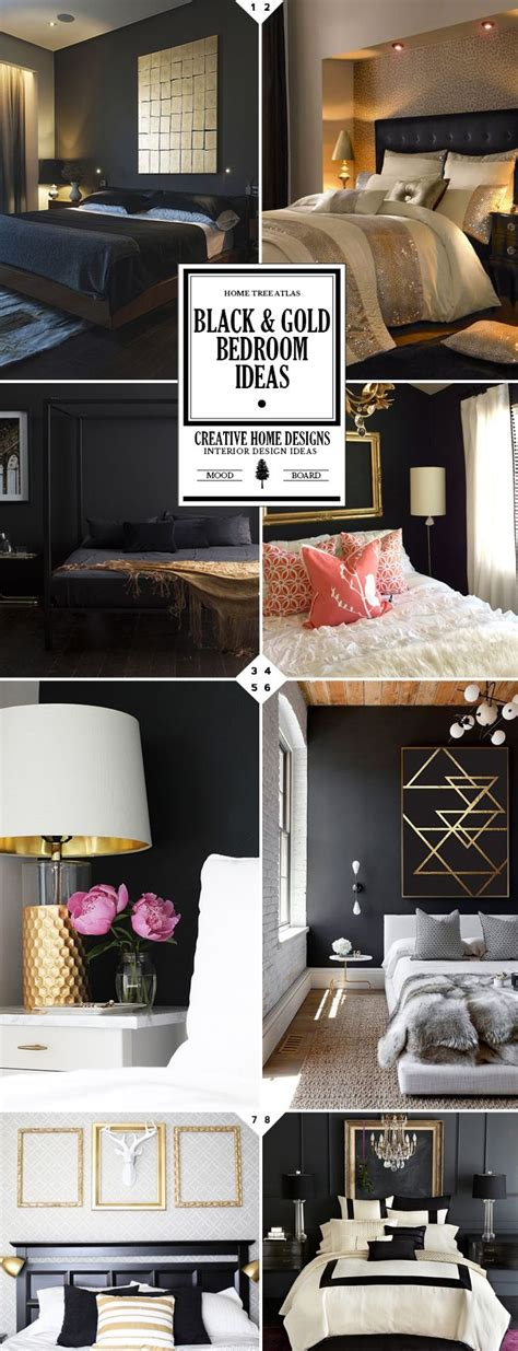 black and gold bedroom ideas best 25 gold bedroom ideas on pink gold