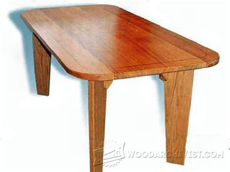 dining table plans woodworking free oak dining table plans woodarchivist